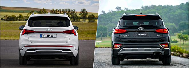 So sánh Hyundai SantaFe thế hệ trước sau và những thay đổi đáng giá - 4