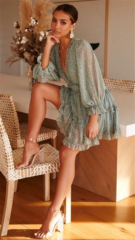3 kiểu váy xinh giúp bạn mát rượi, quyến rũ trong ngày hè - 2