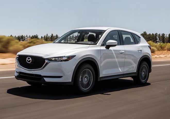 Mazda CX-5 giảm giá sâu lên tới 115 triệu đồng