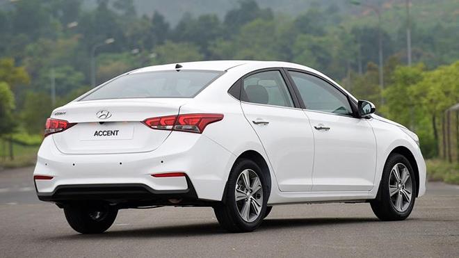 Giá lăn bánh Hyundai Accent cập nhật mới nhất tháng 6/2020 - 4