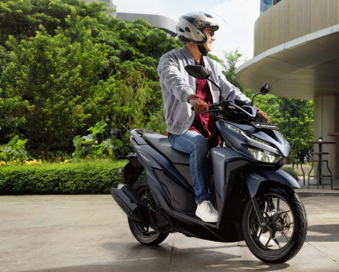 2020 Honda Vario 125 mới về đại lý, giá từ 33,78 triệu đồng - 1
