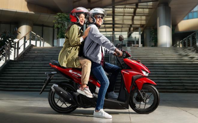 2020 Honda Vario 125 mới về đại lý, giá từ 33,78 triệu đồng - 3