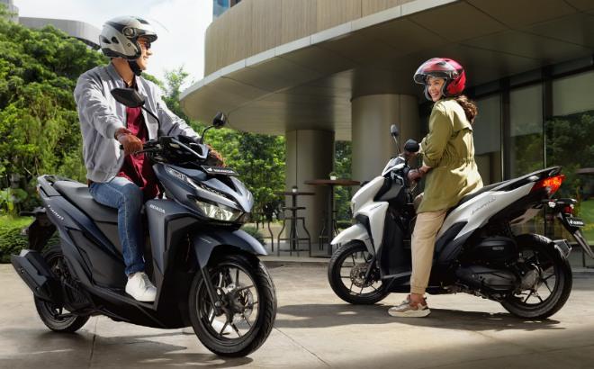 2020 Honda Vario 125 mới về đại lý, giá từ 33,78 triệu đồng - 5
