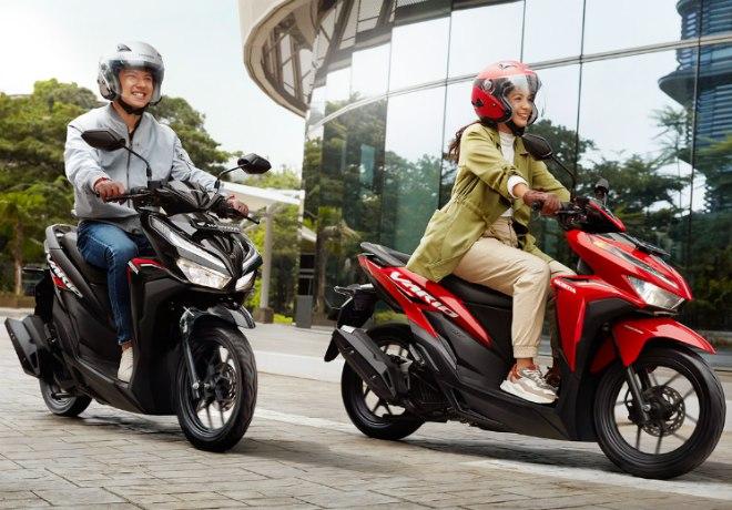 2020 Honda Vario 125 mới về đại lý, giá từ 33,78 triệu đồng - 4