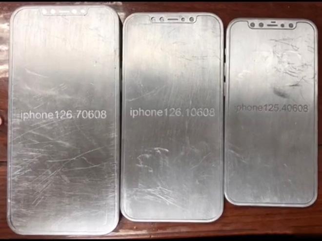 Bộ tứ iPhone 12 tiếp tục được xác nhận thiết kế với khuôn mẫu mới - 3
