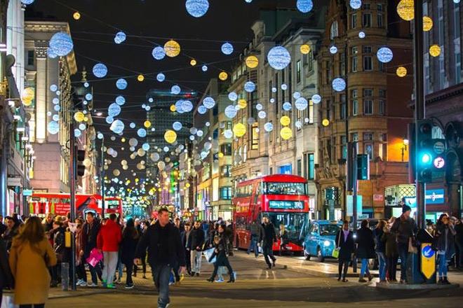 Tokyo, London, New York,… những tâm điểm của nền kinh tế đêm