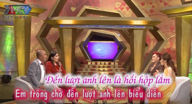 Ca sĩ Lâm Chấn Huy tiết lộ chuyện tình thú vị với fan nữ trên sóng truyền hình - 3