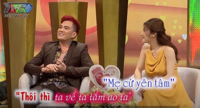 Ca sĩ Lâm Chấn Huy tiết lộ chuyện tình thú vị với fan nữ trên sóng truyền hình - 7