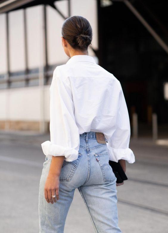 Mặc sơ mi trắng sao cho đẹp: Cổ điển hay hiện đại đều xinh miễn bàn - 5