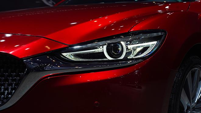 Mazda 6 phiên bản nâng cấp chính thức ra mắt thị trường Việt - 6