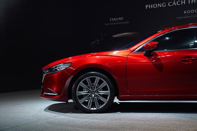 Mazda 6 phiên bản nâng cấp chính thức ra mắt thị trường Việt - 5