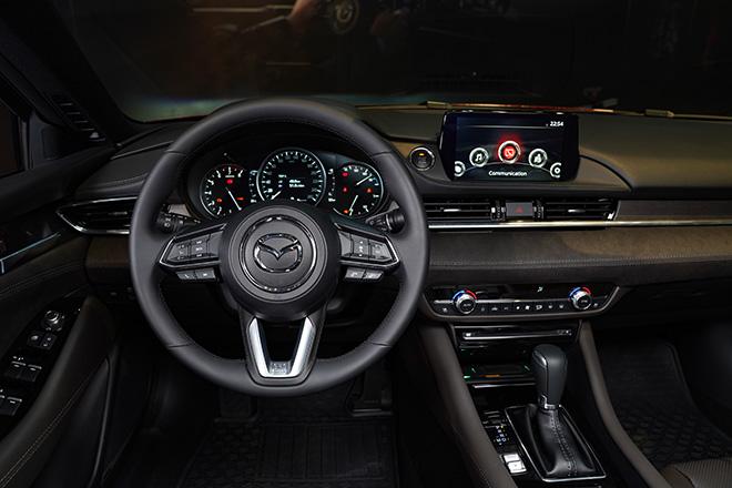 Mazda 6 phiên bản nâng cấp chính thức ra mắt thị trường Việt - 13