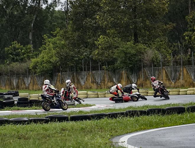 Giải đua xe mô tô Việt Nam năm 2020 chính thức khởi tranh chặng đầu tiên - 7