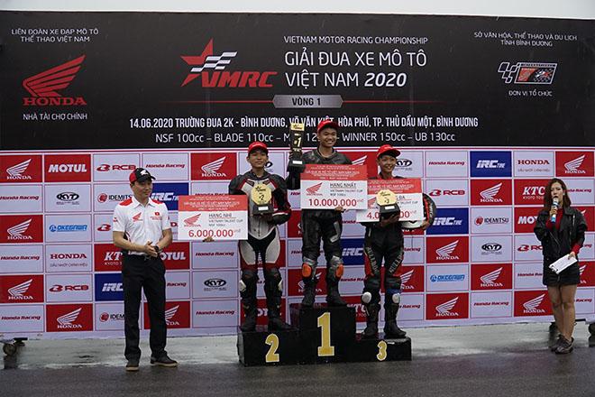 Giải đua xe mô tô Việt Nam năm 2020 chính thức khởi tranh chặng đầu tiên - 14