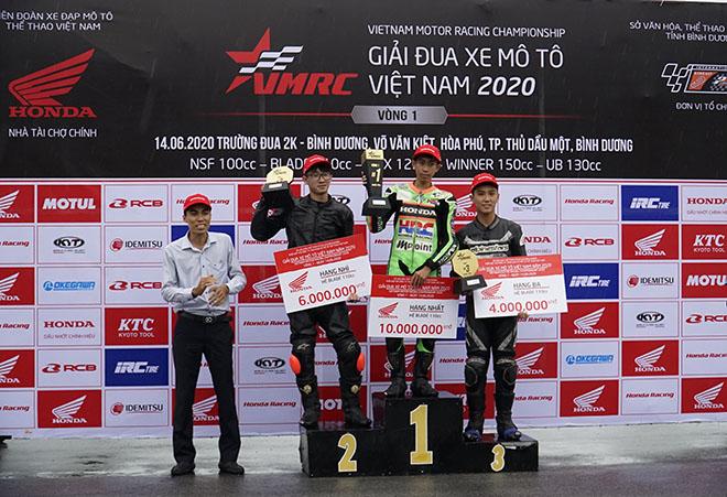 Giải đua xe mô tô Việt Nam năm 2020 chính thức khởi tranh chặng đầu tiên - 15