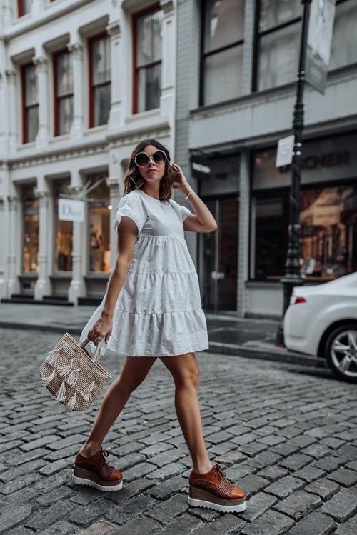 Gợi ý 8 trang phục cho phong cách cổ điển lãng mạn - 5