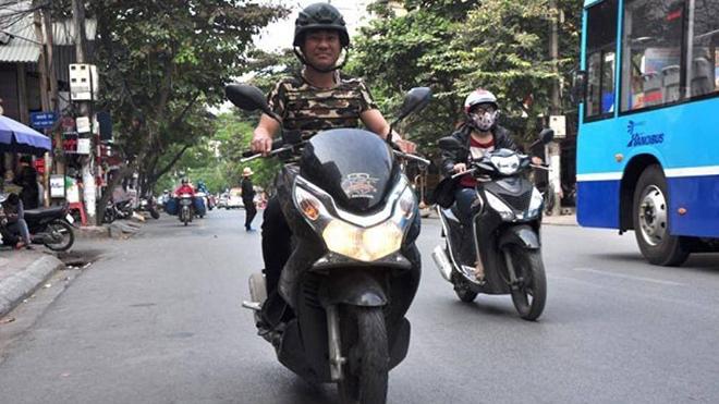 Đèn nhận diện ban ngày trên xe máy giúp giảm 30% tai nạn giao thông - 1