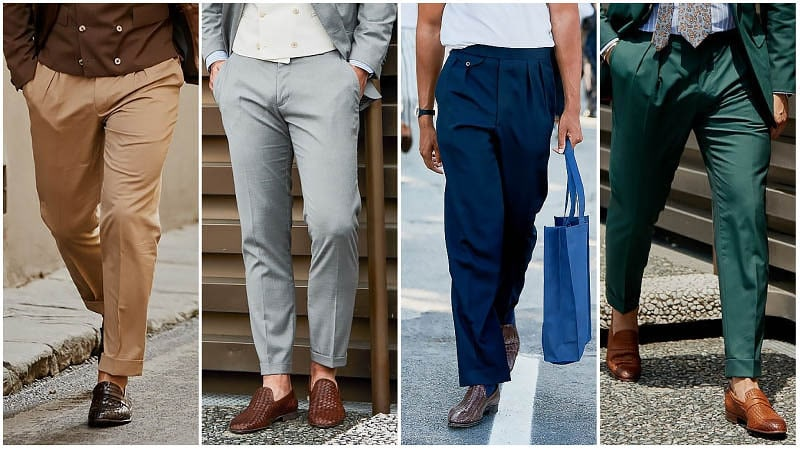 9 item quý ông nên có trong tủ quần áo mùa hè - 9