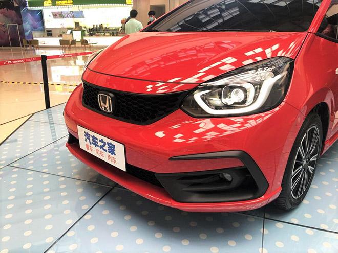 Honda Jazz 2020 ra mắt tại Trung Quốc với thiết kế khác biệt