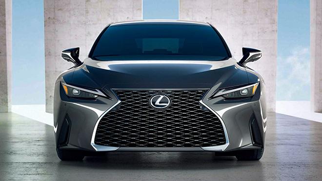 Lexus IS thế hệ mới chính thức ra mắt, thay đổi để cạnh tranh BMW 3-Series và C-Class - 4