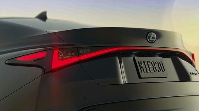 Lexus IS thế hệ mới chính thức ra mắt, thay đổi để cạnh tranh BMW 3-Series và C-Class - 5
