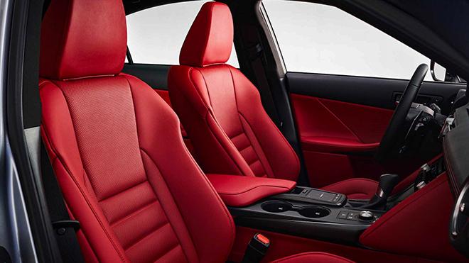 Lexus IS thế hệ mới chính thức ra mắt, thay đổi để cạnh tranh BMW 3-Series và C-Class - 8