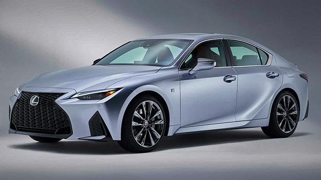 Lexus IS thế hệ mới chính thức ra mắt, thay đổi để cạnh tranh BMW 3-Series và C-Class - 11