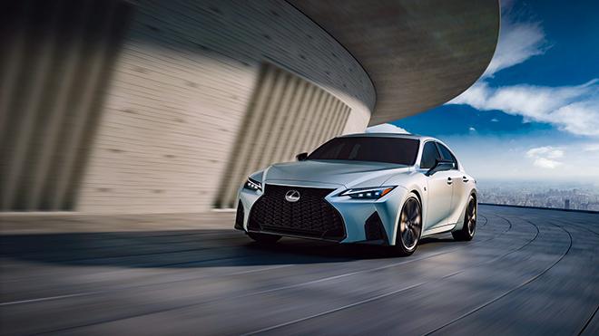 Lexus IS thế hệ mới chính thức ra mắt, thay đổi để cạnh tranh BMW 3-Series và C-Class - 13