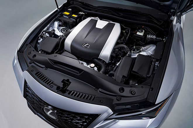 Lexus IS thế hệ mới chính thức ra mắt, thay đổi để cạnh tranh BMW 3-Series và C-Class - 15
