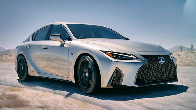Lexus IS thế hệ mới chính thức ra mắt, thay đổi để cạnh tranh BMW 3-Series và C-Class - 1