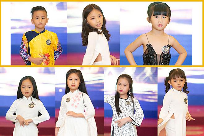 Lộ diện 35 thí sinh xuất sắc lọt bán kết cuộc thi 'Đại sứ Áo dài nhí Dorii 2020' - 3