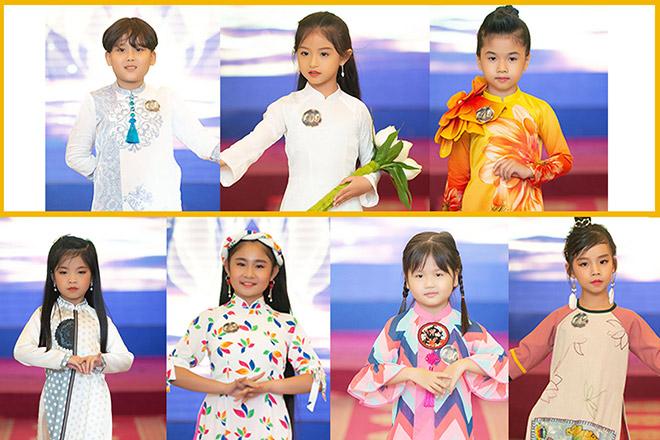 Lộ diện 35 thí sinh xuất sắc lọt bán kết cuộc thi 'Đại sứ Áo dài nhí Dorii 2020' - 5