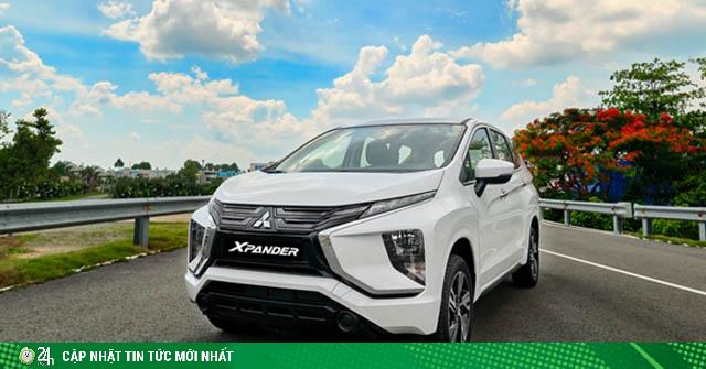 Giá lăn bánh Mitsubishi Xpander phiên bản số sàn 2020 vừa được trình làng