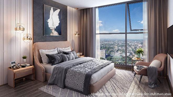 """Khám phá căn hộ cao cấp liền kề khu """"thượng lưu"""" Vinhomes Riverside - 1"""