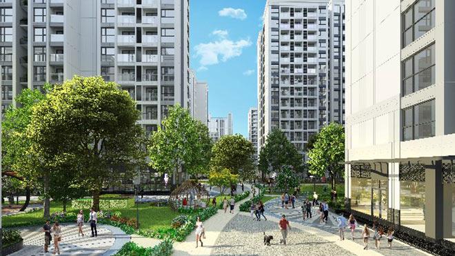 """Khám phá căn hộ cao cấp liền kề khu """"thượng lưu"""" Vinhomes Riverside - 4"""