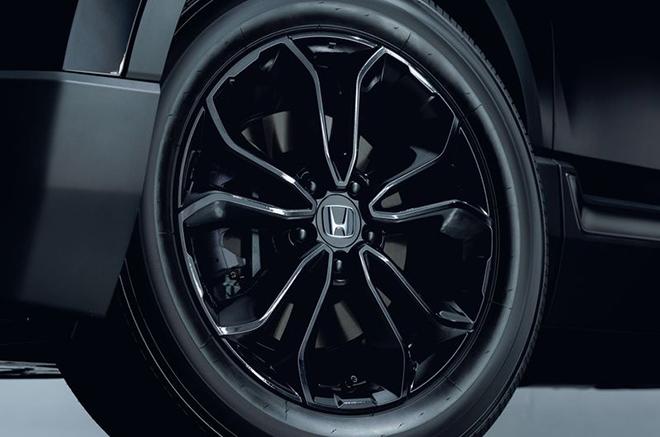 Honda CR-V Black Edition mang vẻ đẹp huyền bí, giá từ 821 triệu VND - 2