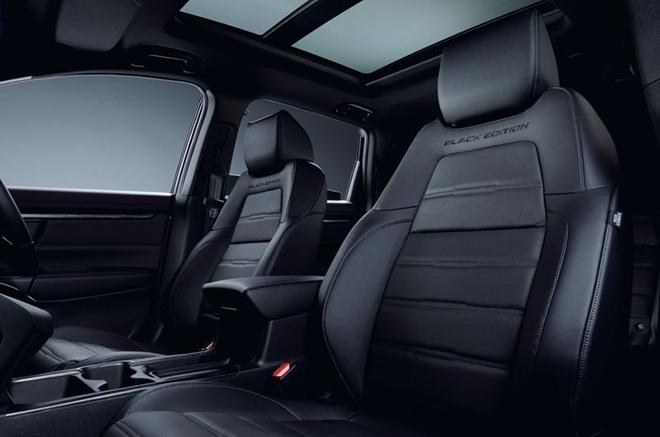 Honda CR-V Black Edition mang vẻ đẹp huyền bí, giá từ 821 triệu VND - 4
