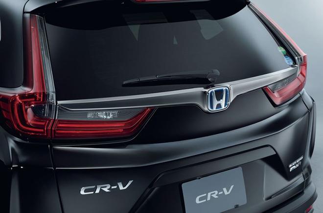 Honda CR-V Black Edition mang vẻ đẹp huyền bí, giá từ 821 triệu VND - 6