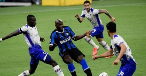 Video highlight trận Inter Milan - Sampdoria: Ban bật chóng mặt, Lukaku tuyệt đỉnh