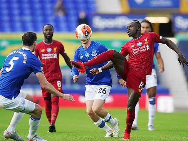 Video Highlight Trận Everton Liverpool Thoat Thua Hu Via May Mắn Song Hanh