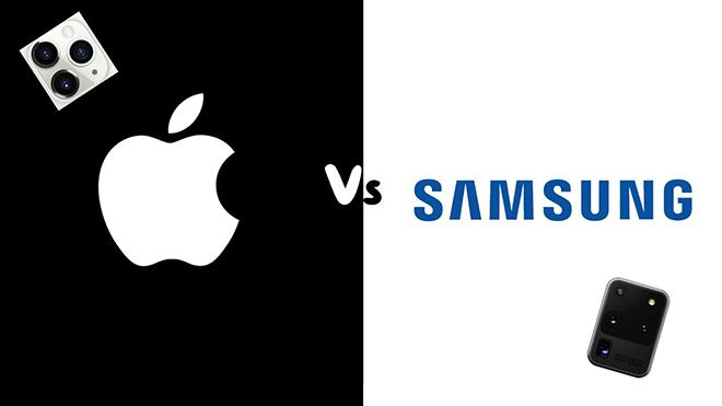 Lý do nào khiến iPhone luôn có giá trị cao hơn điện thoại Galaxy cao cấp của Samsung? - 1