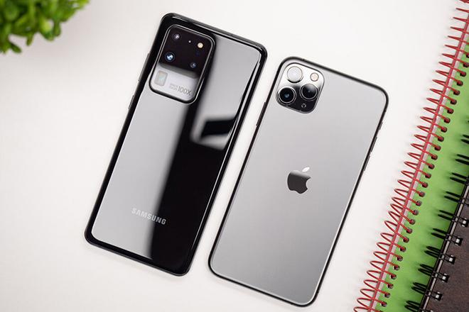 Lý do nào khiến iPhone luôn có giá trị cao hơn điện thoại Galaxy cao cấp của Samsung? - 9