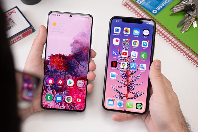 Lý do nào khiến iPhone luôn có giá trị cao hơn điện thoại Galaxy cao cấp của Samsung? - 2