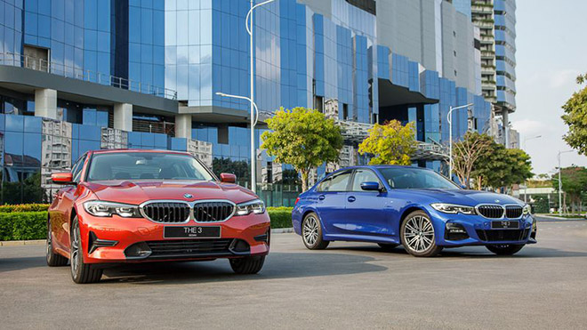 Bảng giá xe BMW 320i lăn bánh mới nhất tháng 6/2020