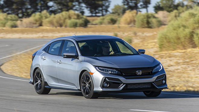 "Honda Civic was killed for selling ""dull"""