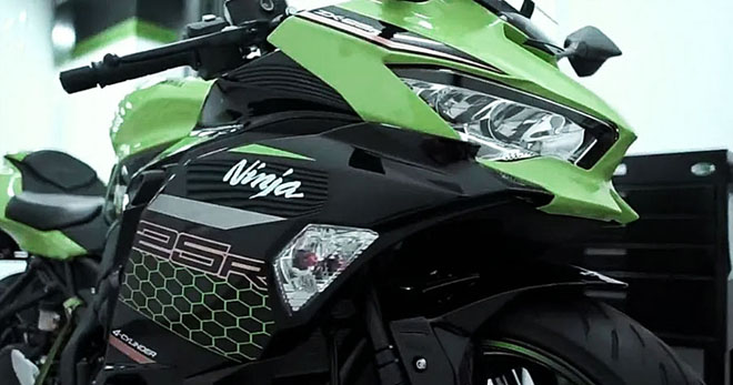 Kawasaki ấn định ngày ra mắt Ninja ZX-25R: Honda CBR250RR có hốt hoảng? - 2