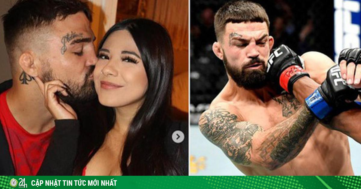 Võ sĩ để bạn gái làm HLV nhận cái kết ngỡ ngàng trên sàn đấu UFC