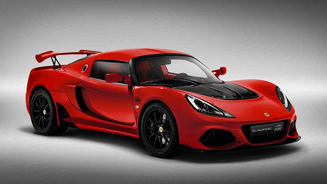 Lotus tung thêm phiên bản kỷ niệm 20 năm cho dòng Exige - 1
