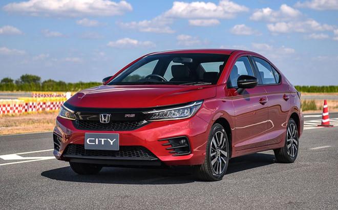 Honda City thế hệ mới thêm cửa sổ trời và đồng hồ hiển thị mới - 1