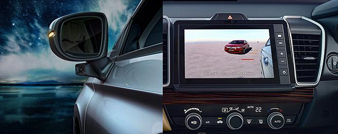 Honda City thế hệ mới thêm cửa sổ trời và đồng hồ hiển thị mới - 5